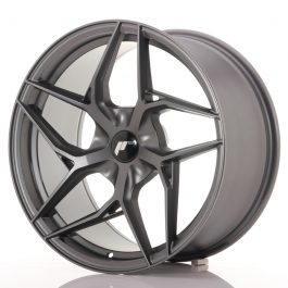 JR Wheels JR35 19×9,5 ET20-45 5H BLANK Matt Gun Metal