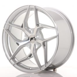 JR Wheels JR35 19×9,5 ET35-45 5H BLANK Silver Machined Face