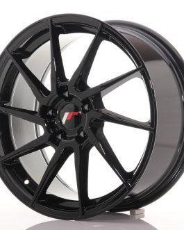 JR Wheels JR36 18×8 ET45 5×112 Gloss Black