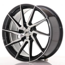 JR Wheels JR36 19×8,5 ET20-50 5H BLANK Gloss Black Machined Face