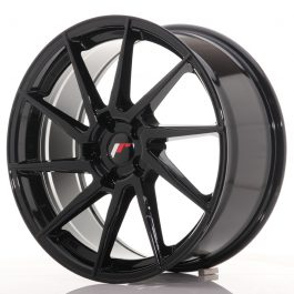 JR Wheels JR36 19×8,5 ET20-50 5H BLANK Gloss Black