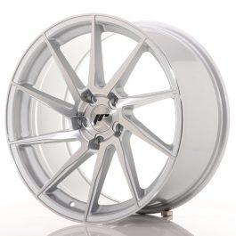 JR Wheels JR36 19×9,5 ET35 5×120 Silver Brushed Face