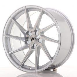 JR Wheels JR36 19×9,5 ET20-45 5H BLANK Silver Brushed Face