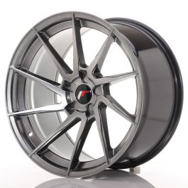 JR Wheels JR36 20×10,5 ET10-35 5H BLANK Hyper Black