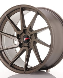 JR Wheels JR36 20×10 ET20-45 5H BLANK Matt Bronze