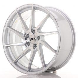 JR Wheels JR36 20×9 ET35 5×120 Silver Brushed Face