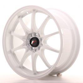 JR Wheels JR5 17×8,5 ET35 4×100/114,3 White