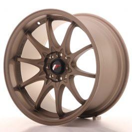 JR Wheels JR5 17×9,5 ET25 5×100/114,3 Anodized Bronze