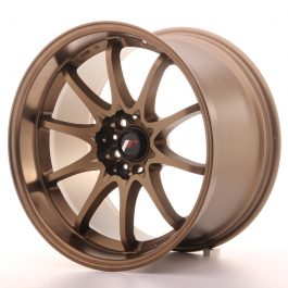 JR Wheels JR5 18×10,5 ET12 5×114,3 Dark Anodized Bronze