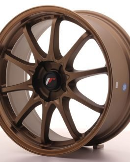 JR Wheels JR5 18×8 ET35 5H BLANK Dark Anodized Bronze