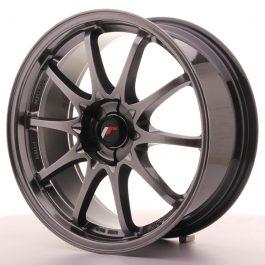 JR Wheels JR5 18×8 ET35 5H BLANK Hyper Black