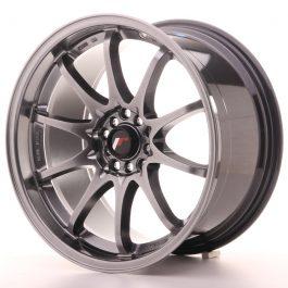 JR Wheels JR5 18×9,5 ET22 5×100/114,3 Hyper Black