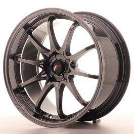 JR Wheels JR5 19×9.5 ET12-36 5H BLANK Hyper Black