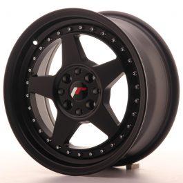 JR Wheels JR6 16×7 ET25 4×100/108 Matt Black
