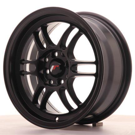 JAPAN RACING JR Wheels JR7 15x7 ET38 4x100/114 Matt Black 7.00x15