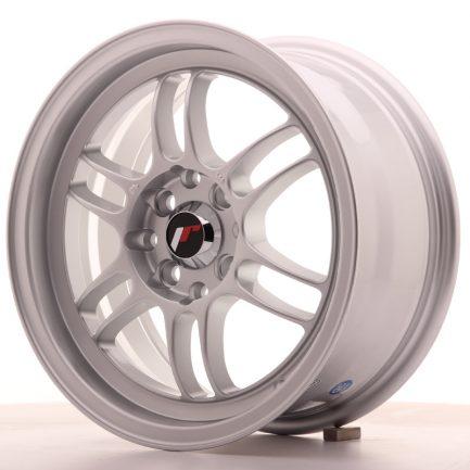JAPAN RACING JR Wheels JR7 15x7 ET38 4x100/114 Silver 7.00x15
