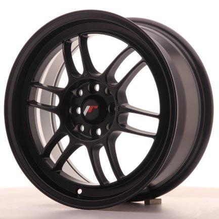 JAPAN RACING JR Wheels JR7 16x7 ET38 4x100/114 Matt Black 7.00x16