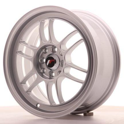 JAPAN RACING JR Wheels JR7 16x7 ET38 4x100/114 Silver 7.00x16