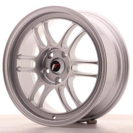 JAPAN RACING JR Wheels JR7 17x7,5 ET42 5x114,3 Silver 7.50x17