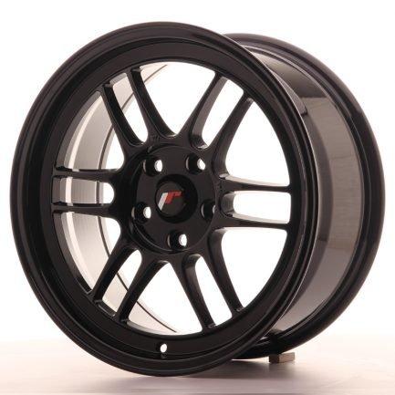 JAPAN RACING JR Wheels JR7 17x8 ET35 5x114,3 Black 8.00x17
