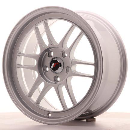 JAPAN RACING JR Wheels JR7 17x8 ET35 5x114,3 Silver 8.00x17