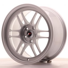 JR Wheels JR7 17×9 ET35 5×100 Silver