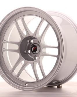 JR Wheels JR7 18×10,5 ET15 5×114,3 Silver