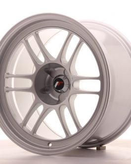 JR Wheels JR7 18×10,5 ET15 5H BLANK Silver