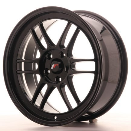 JAPAN RACING JR Wheels JR7 18x8 ET35 5x114,3 Black 8.00x18