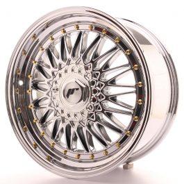JR Wheels JR9 18×8 ET35-40 BLANK Chrome
