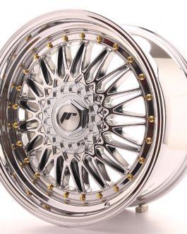 JR Wheels JR9 18×9 ET40 BLANK Chrome