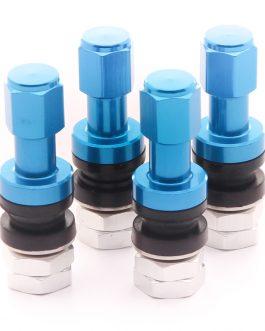 Set of Aluminum air valves JR v2 – BLUE