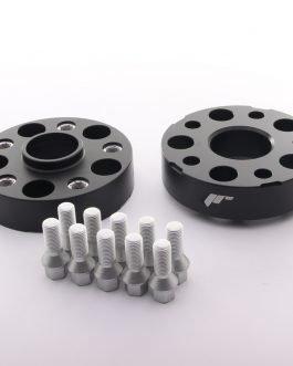 JRWA2 Adapters 35mm 5×112 57,1 57,1 Black