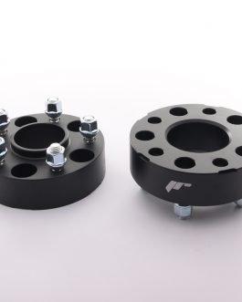 JRWA3 Adapters 40mm 4×114 66,1 66,1 Black