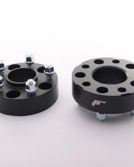 JRWA3 Adapters 40mm 5×114 66,1 66,1 Black