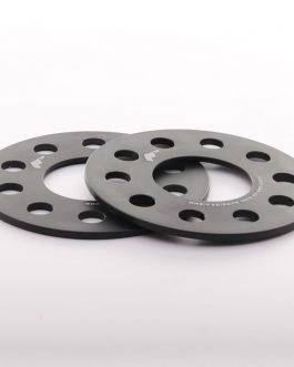 JRWS1 Spacers 5mm 5×108/110 65,1 Black