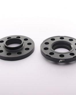 JRWS2 Spacers 15mm 5×112 66,6 66,6 Black