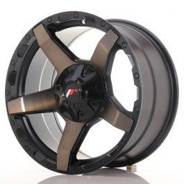 JR Wheels JRX5 18×9 ET20 6×139.7 Titanium Black