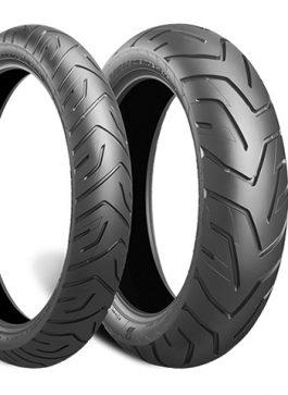 Bridgestone Battlax A41 Rear 150/70-17 (V/69) Kesärengas
