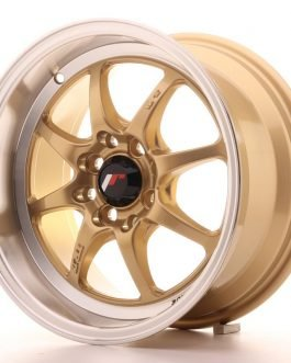 Japan Racing TF2 15×7,5 ET30 4×100/114 Gold