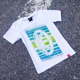 JR Women T-Shirt JR-20 Face White Size XS