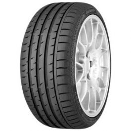 Continental SportContact 5 XL 255/40-21 (Y/102) Kesärengas