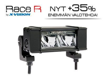X-VISION RACE R2 +35% 10-30V 16W