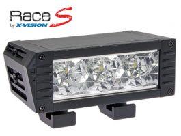 X-VISION RACE S2 9-33V 25W 160X58MM REF12,5
