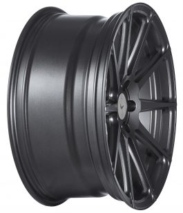 Barracuda PROJECT 2.0 Mattgunmetal 9.5×19 ET: 40 – 5×120