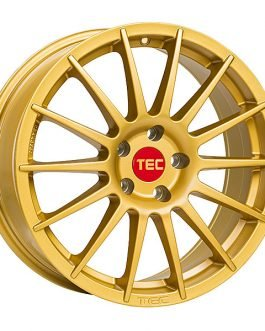 TEC Speedwheels AS2 Gold CB: 63.4 8×18 ET: 45 – 5×108