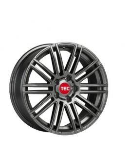 TEC Speedwheels AS3 Gun metal CB: 72.5 8×18 ET: 45 – 5×108