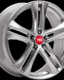 TEC Speedwheels AS4 Hyper Silver CB: 72.6 8.5×20 ET: 35 – 5×120