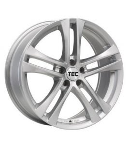 TEC Speedwheels AS4 Cristal silver CB: 72.5 6.5×16 ET: 45 – 5×114.3
