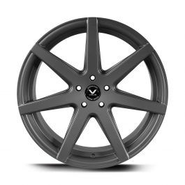 Barracuda VIRUS Gunmetal 9.0×20 ET: 12 – 5×120